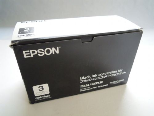 EPSON BLACK INK CONVERSION KIT T562A/ICCVK38